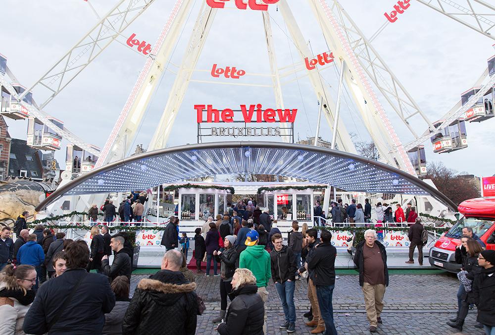Riesenrad The View
