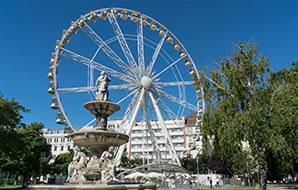 Riesenrad Budapest Eye