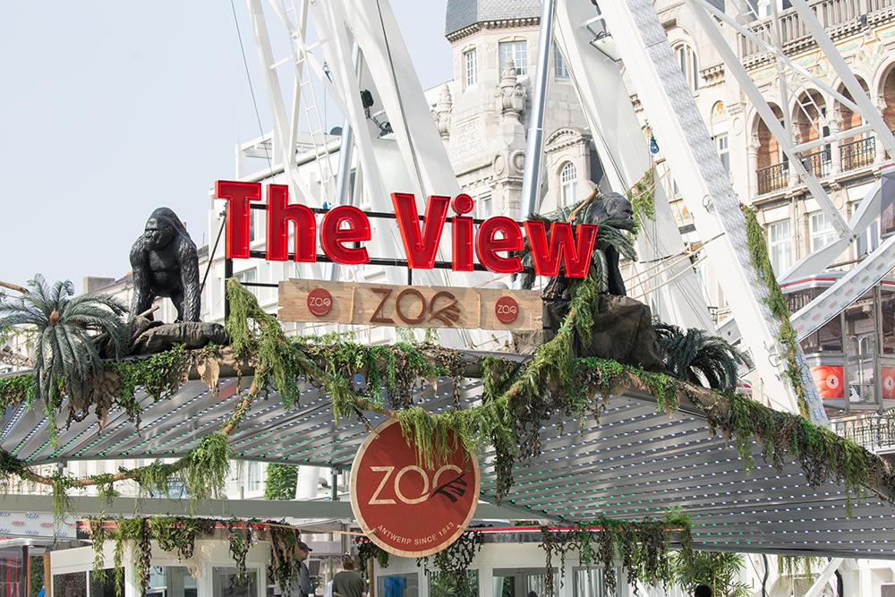 The View   Antwerpen Zoo